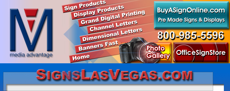 Las Vegas Outdoor Advertising